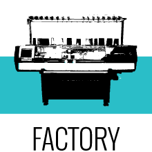 start a fashion brand or clothing line. Factories and manufacturing